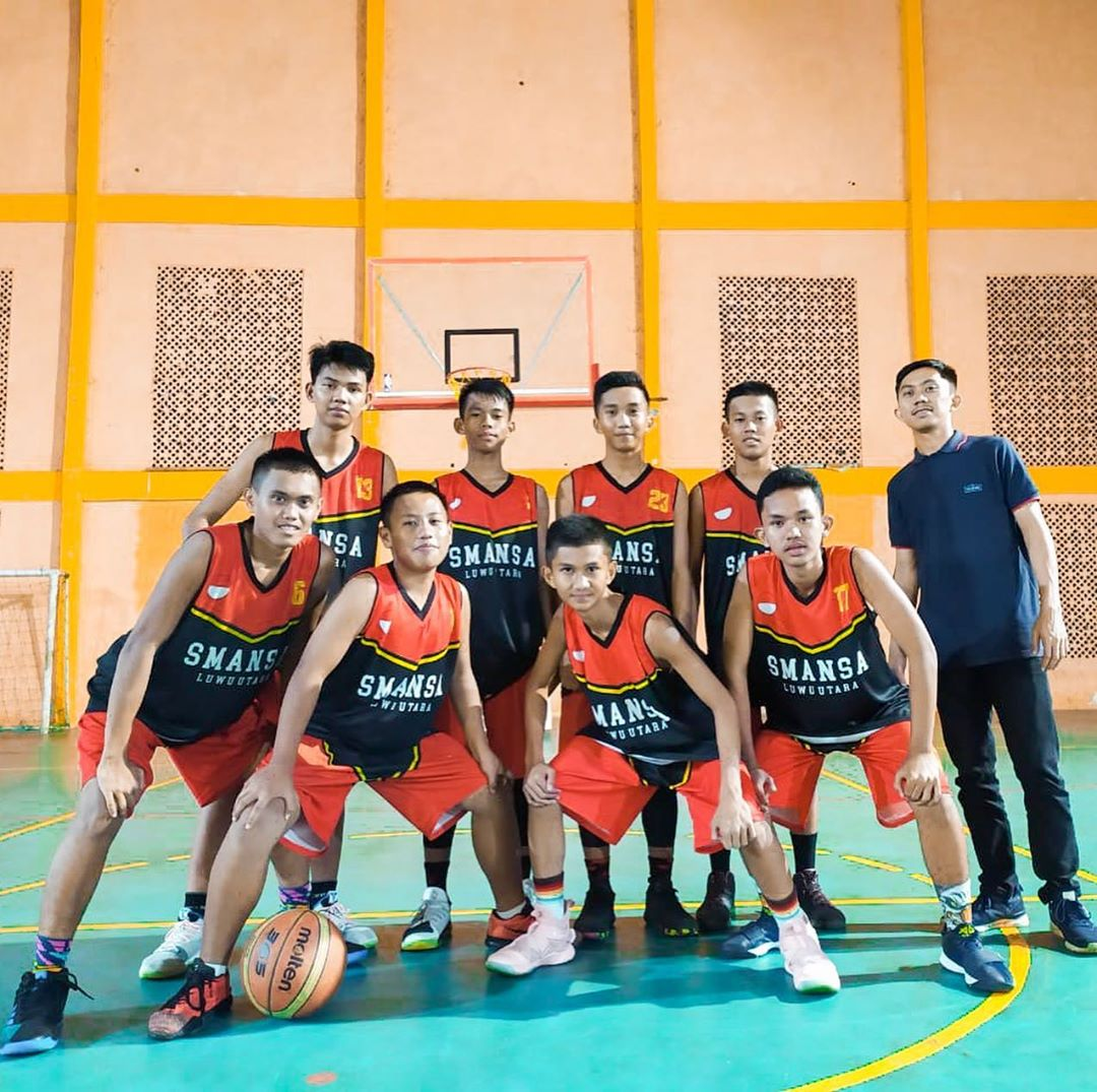 Ekskul Basket Ball
