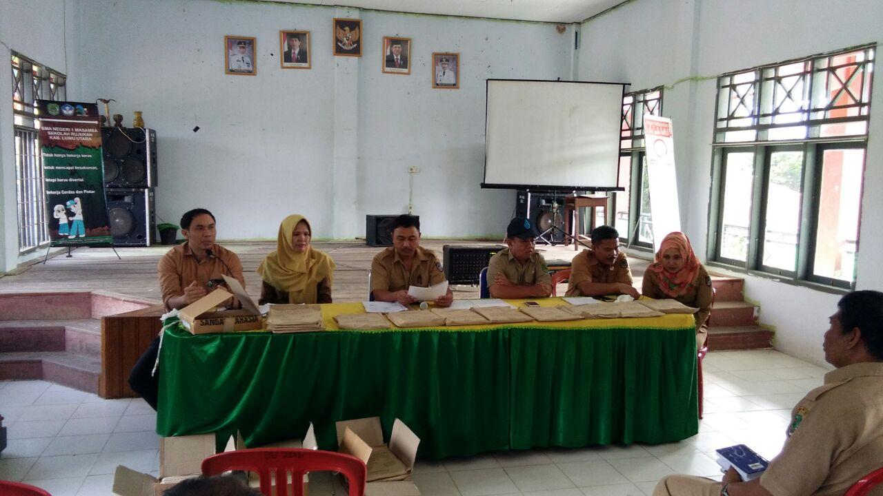 Rapat Guru-guru