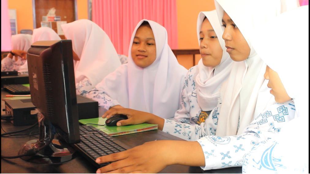 Kegiatan Belajar Komputer
