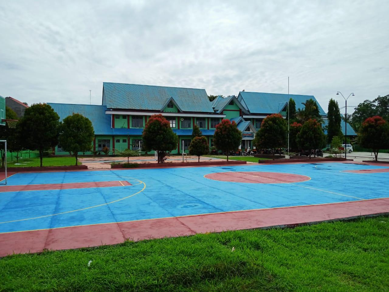 Lapangan Basket 2021