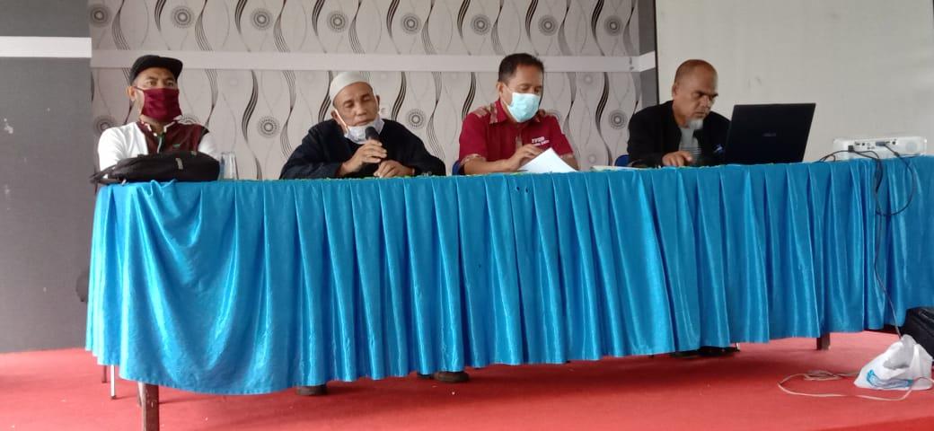 Rapat Perdana PMB Semester Genap 2020-2021
